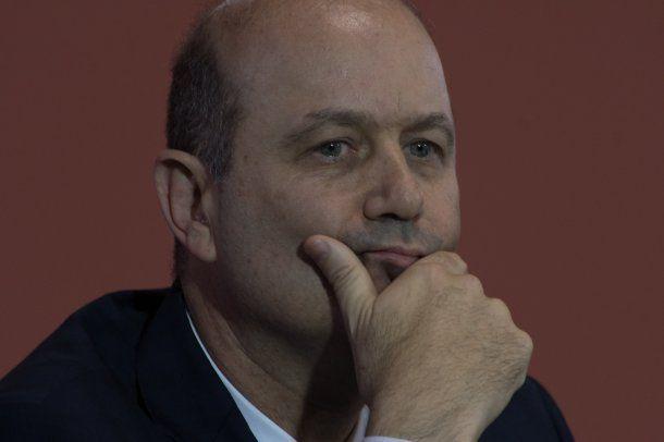 Federico Sturzenegger, titular del Banco Central<br>