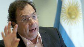 Giustozzi llega a la Embajada de Ecuador