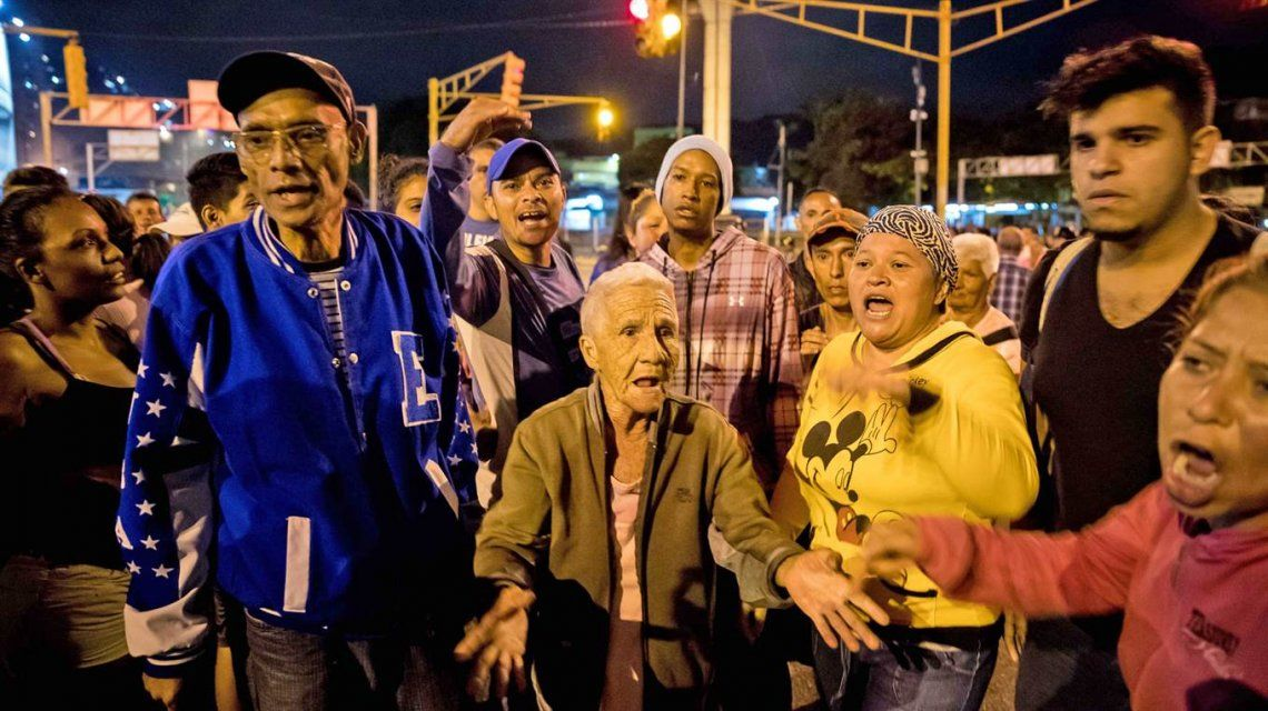 En Venezuela no hay jamón y Maduro culpó a Portugal.