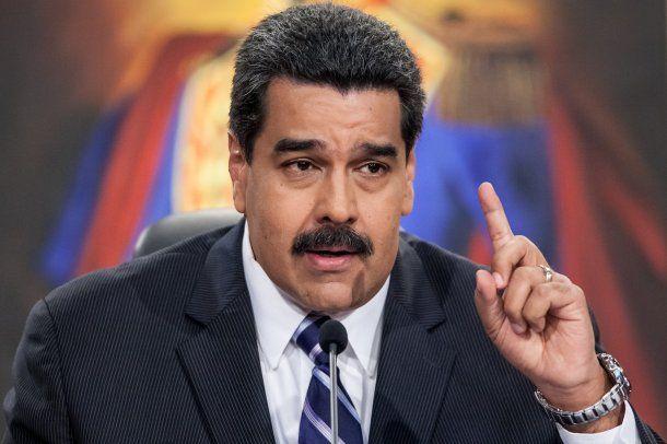 <p>Nicolás Maduro, presidente de Venezuela.</p>