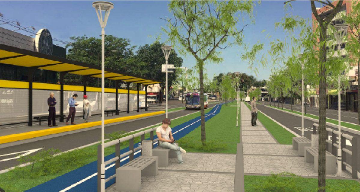 El Concejo Deliverante aprobó la construcción del metrobús