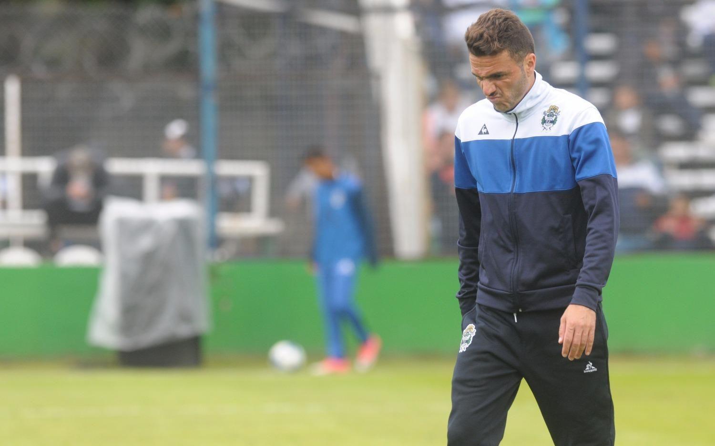 Mariano Soso presentó su renuncia