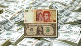 ¿Llega a los 20 pesos el dólar?