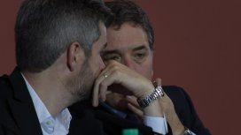 Marcos Peña y Nicolás Dujovne
