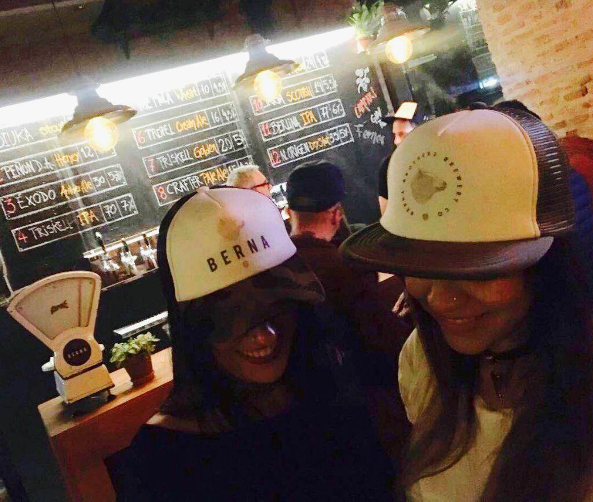 Fin de año en una cervecería, la fiesta que manda en Buenos Aires
