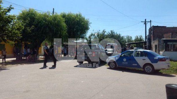 Facundo Solís mató a cinco personas en Santa Fe - Crédito: unosantafe.com.ar