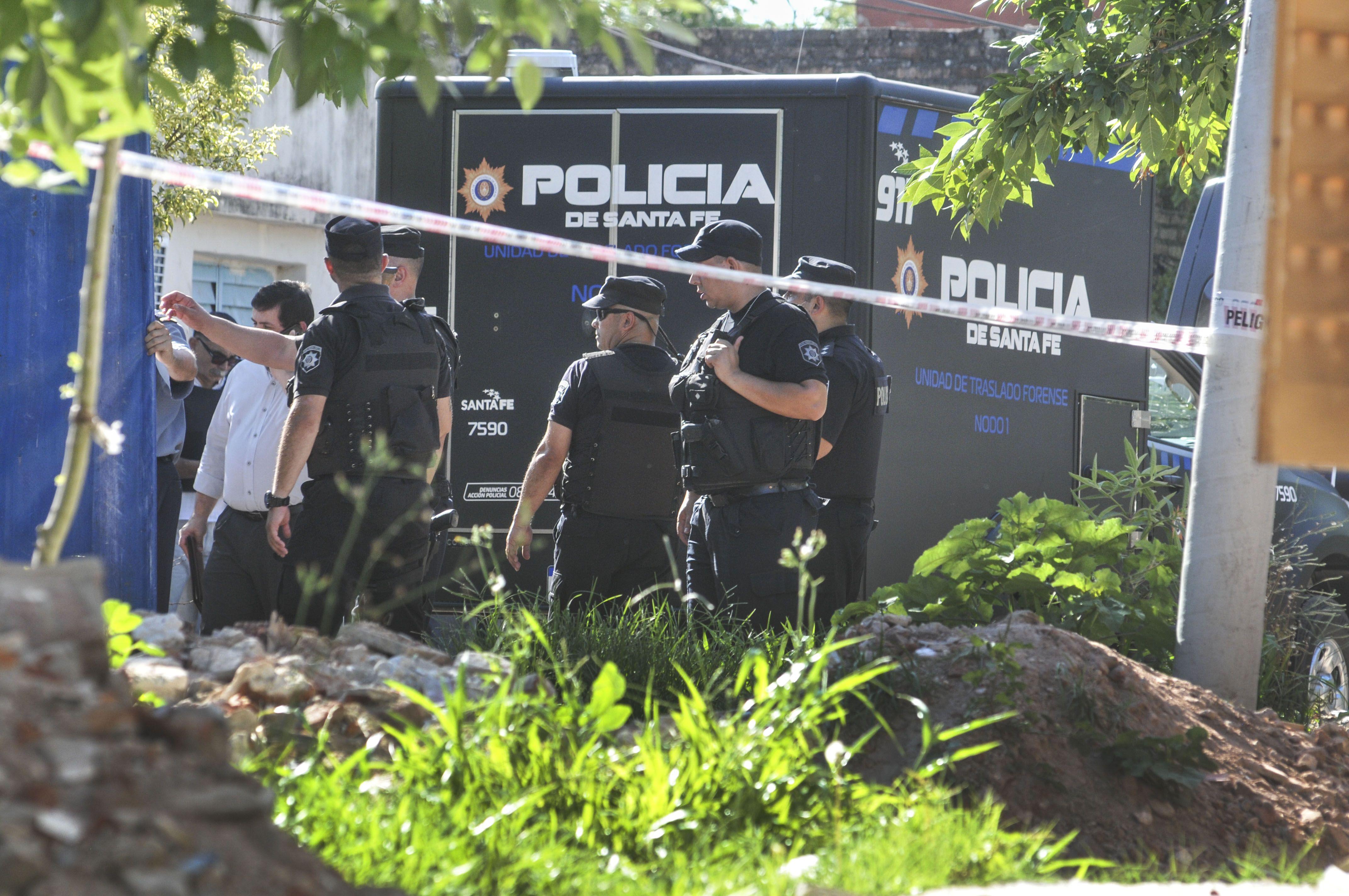 Facundo Solís mató a cinco personas en Santa Fe