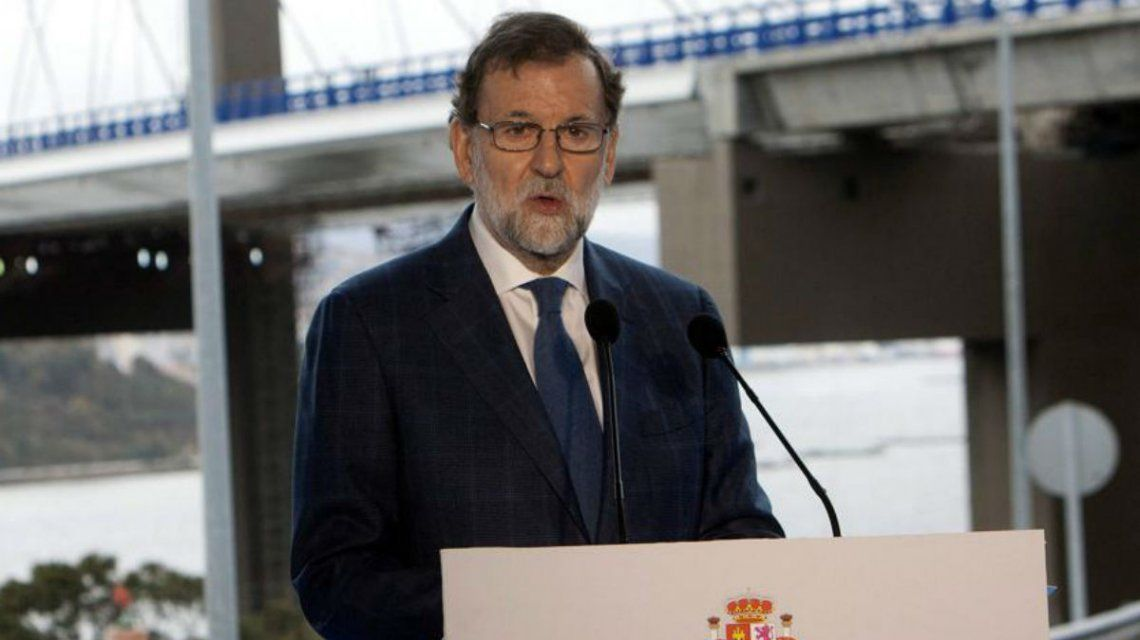 Rajoy dio un menasje de fin de año y deseó lo mejor para el 2016