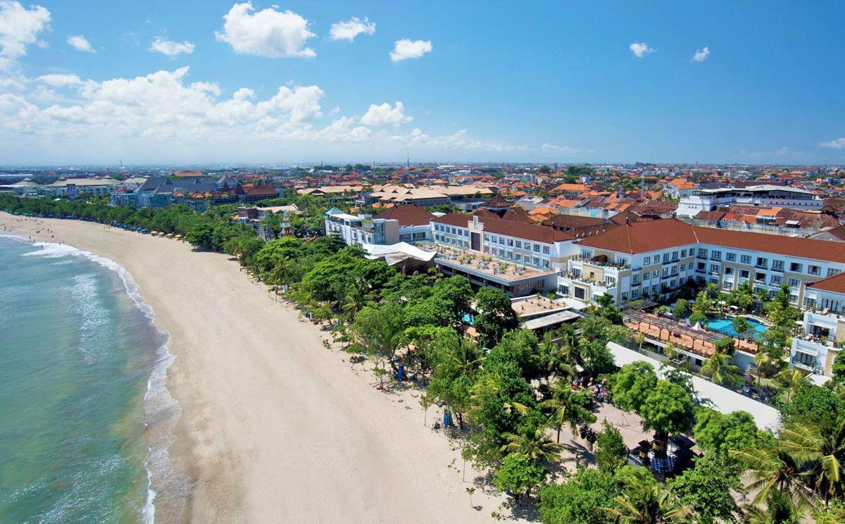 Las playas de Kuta