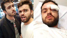 Liberaron a los cinco detenidos por golpear a Jonathan Castellari