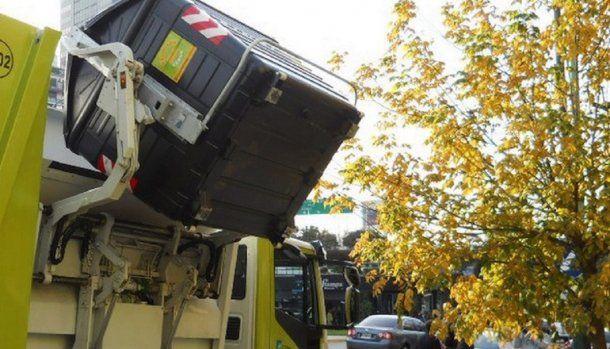 Recolección de residuos en la Ciudad de Buenos Aires - Crédito: puraciudad.com.ar
