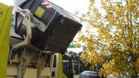 Recolección de residuos en la Ciudad de Buenos Aires