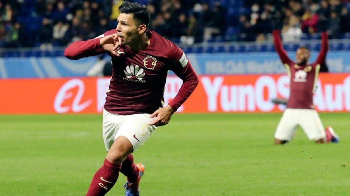 Independiente compite con River por Silvio Romero