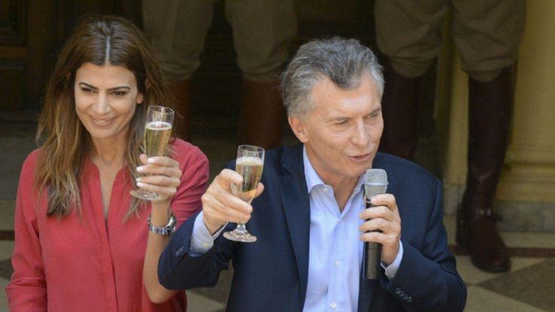 Macri habló de momentos difíciles en su mensaje por fin de año