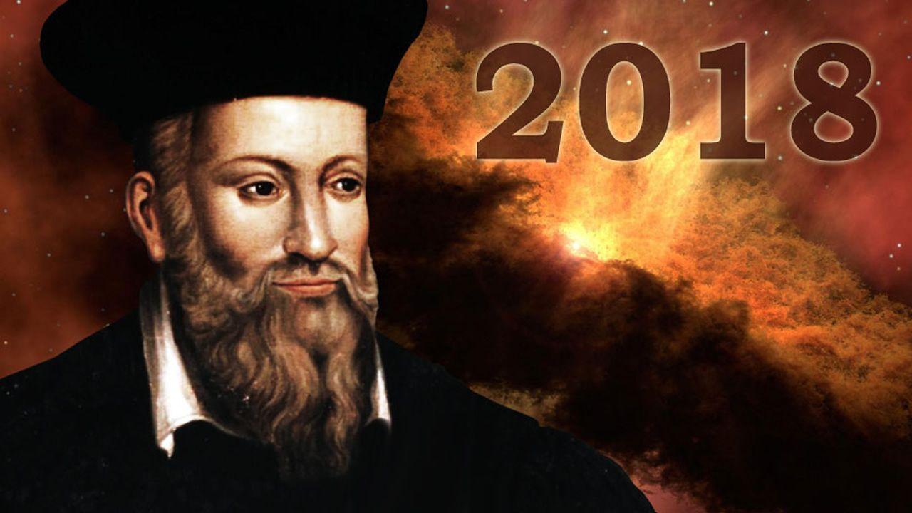Las 5 profecías más inquietantes que Nostradamus anunció para el 2018