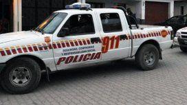 Patrullero de la policía de Salta- Crédito:elliberal.com.ar