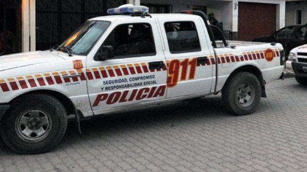 Patrullero de la policía de Salta- Crédito: elliberal.com.ar