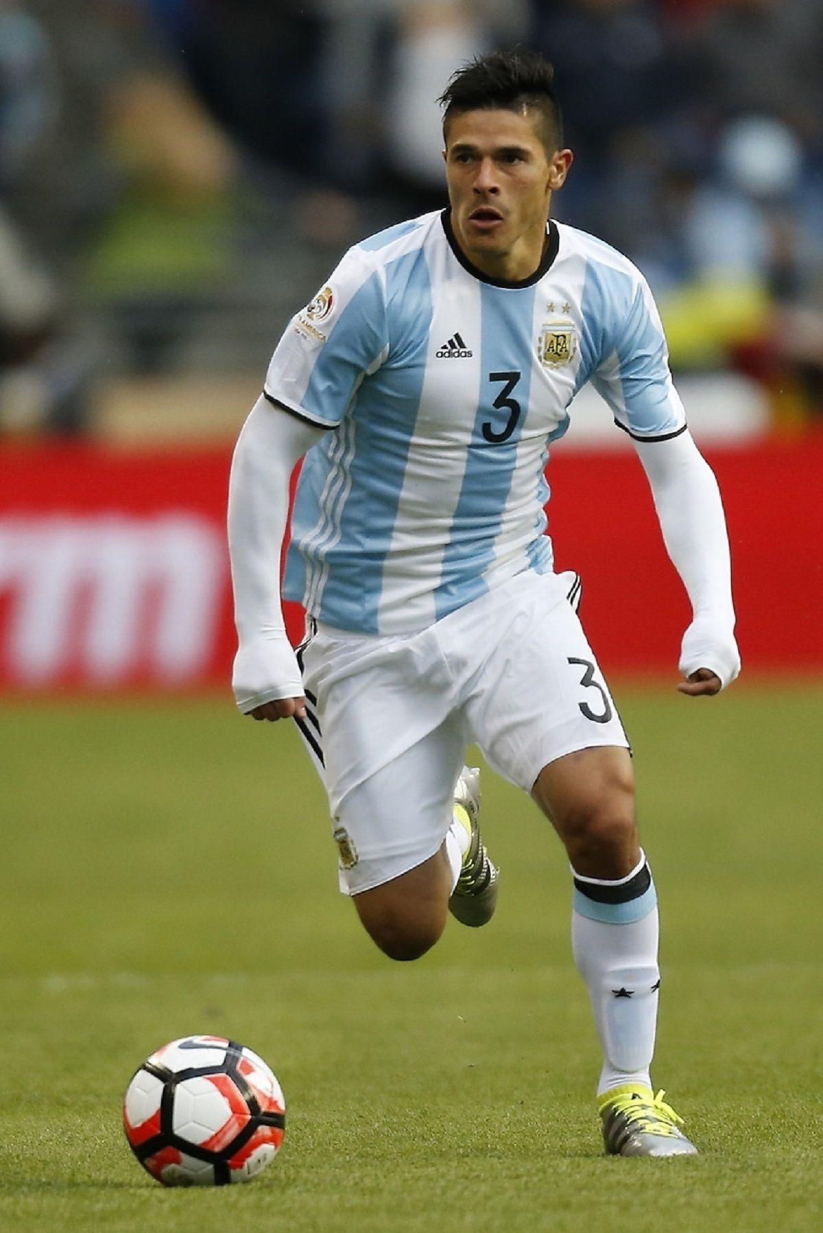 Facundo Roncaglia en la Copa América 2016