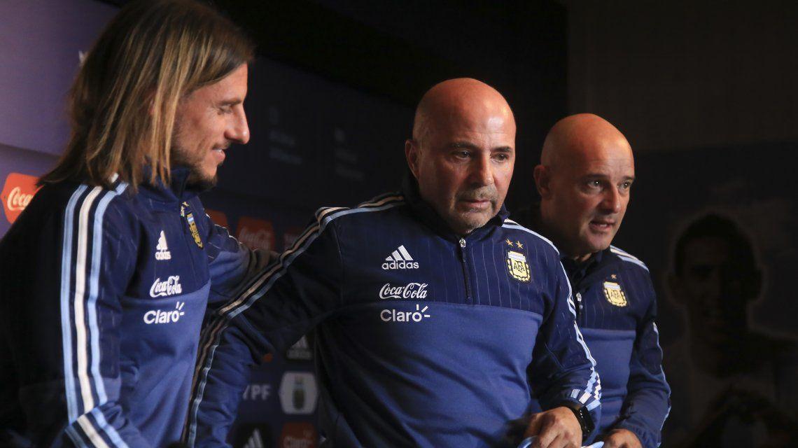 Sampaoli se va de gira a Europa para hablar con los posibles convocados al Mundial