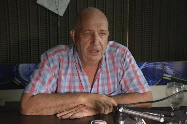 Juan José Vargas, padre de Natalia