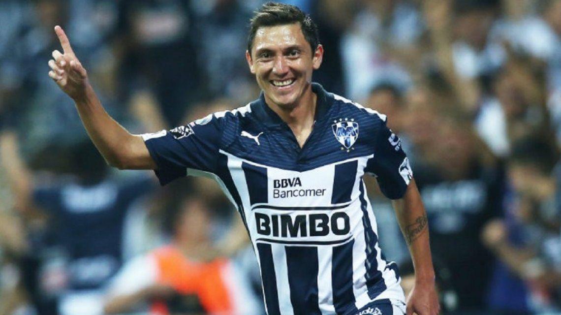 El jugador está hace casi 10 años en México y ahora vuelve al país