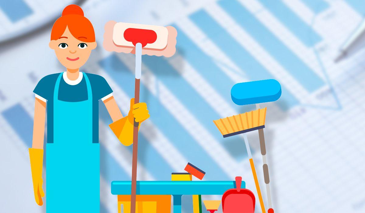 Darán un bono de $3.000 en dos cuotas a las empleadas domésticas