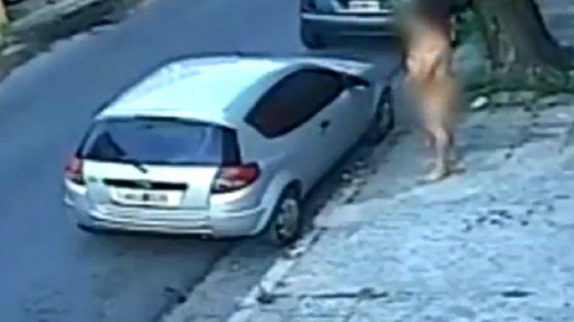 Alarma entre los vecinos de Villa Madero por un hombre que hace exhibicionismo