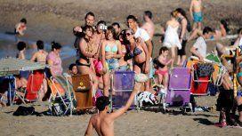 La racha de sol en Mar del Plata se rompió este sábado