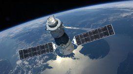 Terror en el espacio: una estación espacial china podría chocar contra la Tierra