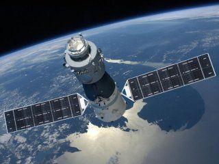 terror en el espacio: una estacion espacial china podria chocar contra la tierra