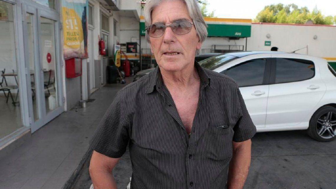 Hugo Beber es dueño de tres estaciones de servicio que fueron 400 veces robadas
