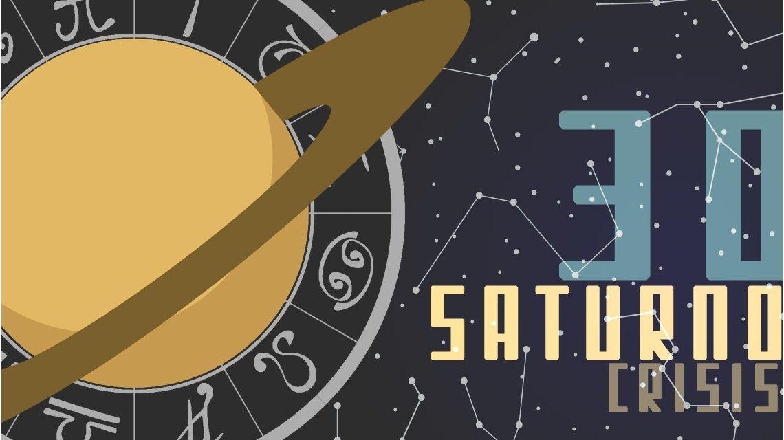 El retorno de Saturno: la explicación astrológica a la crisis de los 30