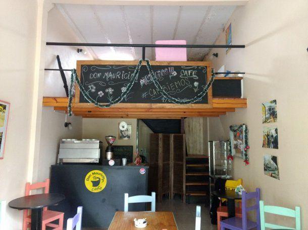 Café Don Mauricio<br>