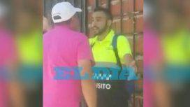 Efecto Sampaoli: un hombre insultó a un inspector
