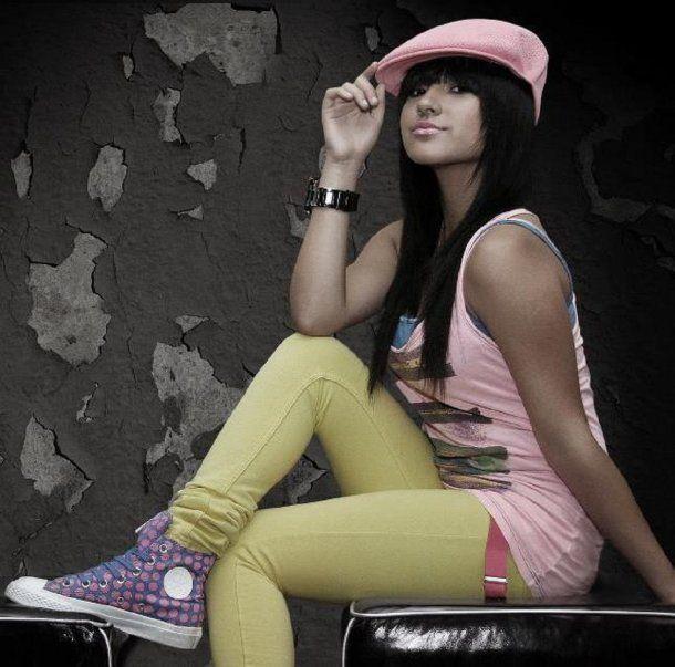 Becky G en 2011<br>