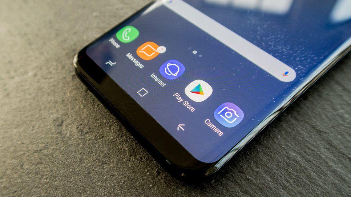 Mirá las fotos filtradas del nuevo Samsung Galaxy S9