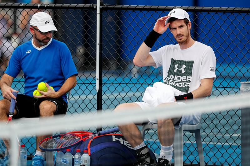 Andy Murray se bajó del Abierto de Australia y encendió la alarma por su físico