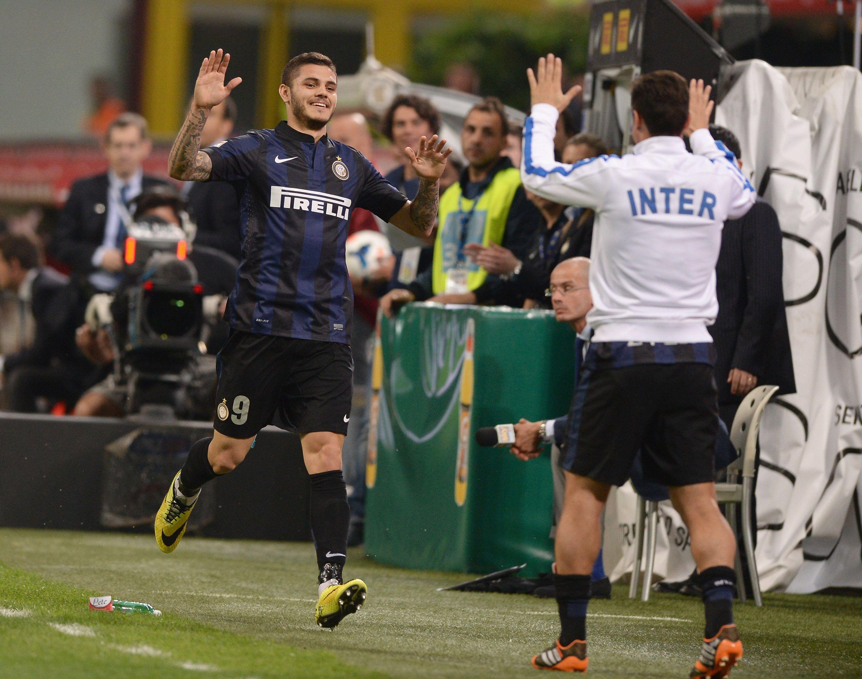 Si él lo dice: Javier Zanetti quiere a Mauro Icardi en la Selección argentina
