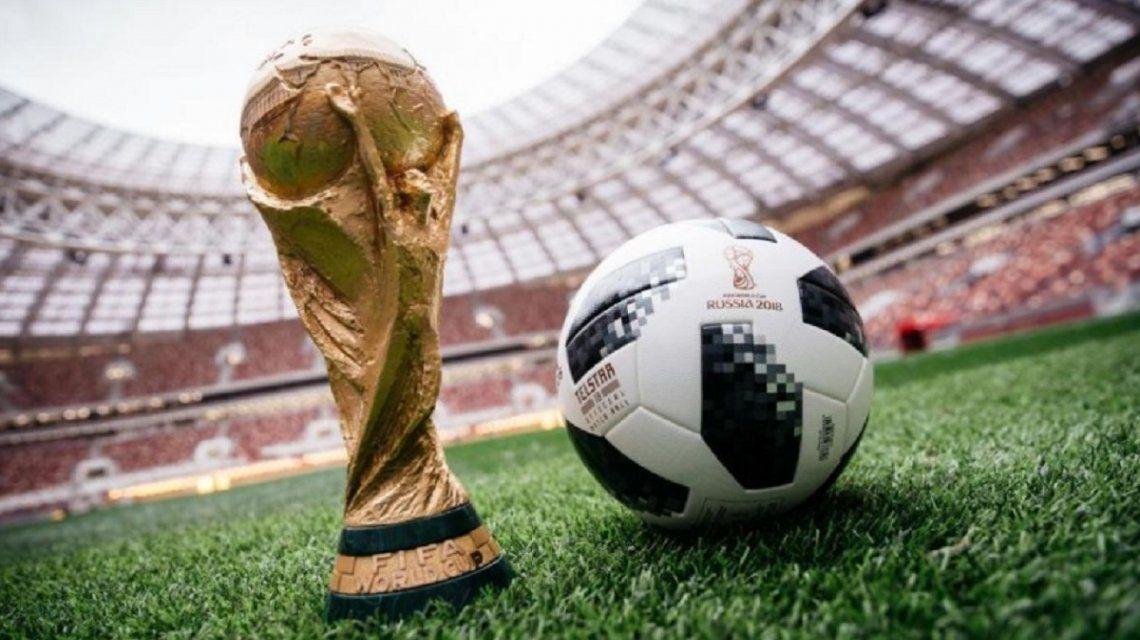 ¡A copar la Plaza Roja! Argentina es el tercer país que compró más entradas para el Mundial