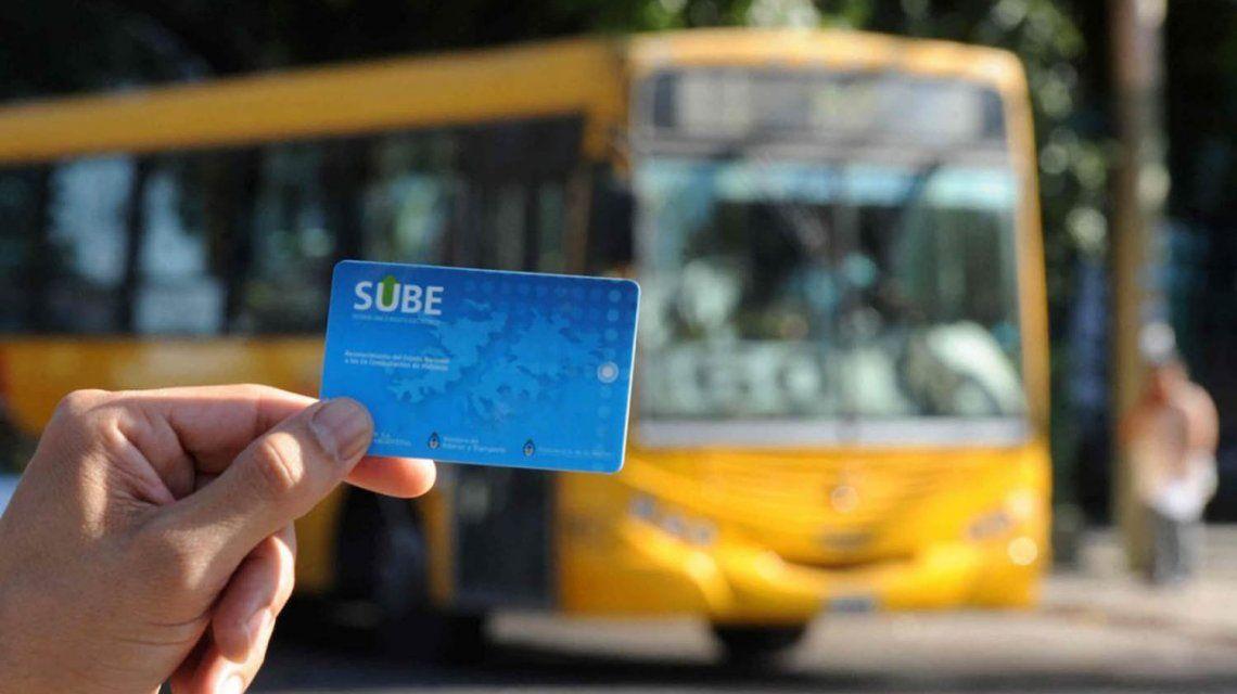 Aumento de transporte: lanzan consulta ciudadana por las nuevas tarifas