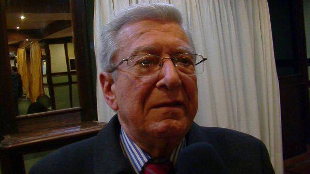 Héctor Polino, titular de Consumidores Libres<br>