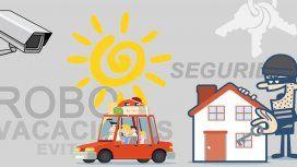 ¿Cómo evitar robos y proteger tu casa durante las vacaciones?