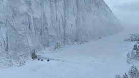 Descubren el muro de Game Of Thrones en la frontera entre Rusia y China