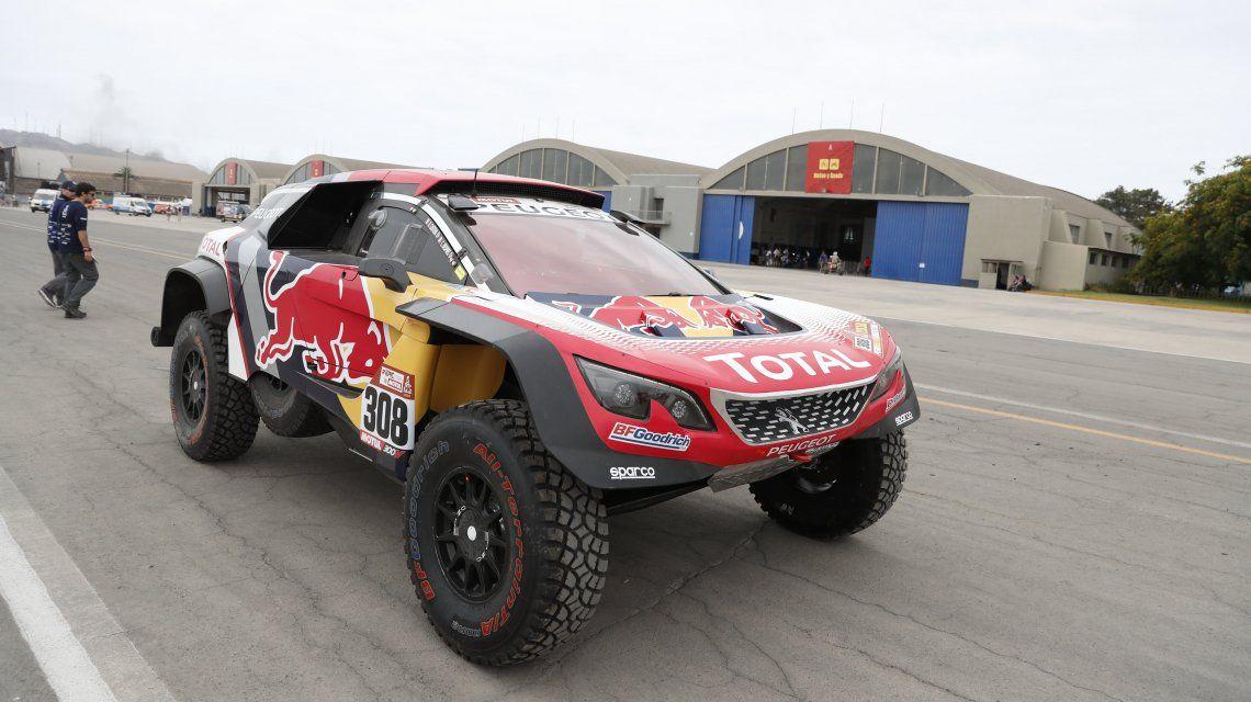A ajustarse los cinturones: se larga el 40º Rally Dakar desde Lima, Perú