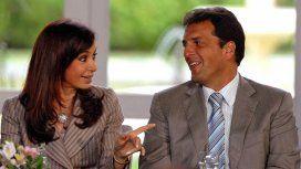 Cumbre entre Cristina Kirchner y Sergio Massa: Es necesaria una reunión y se va a dar