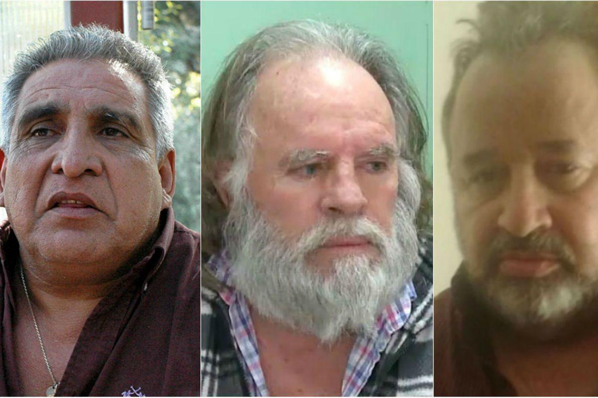Los sindicalistas presos