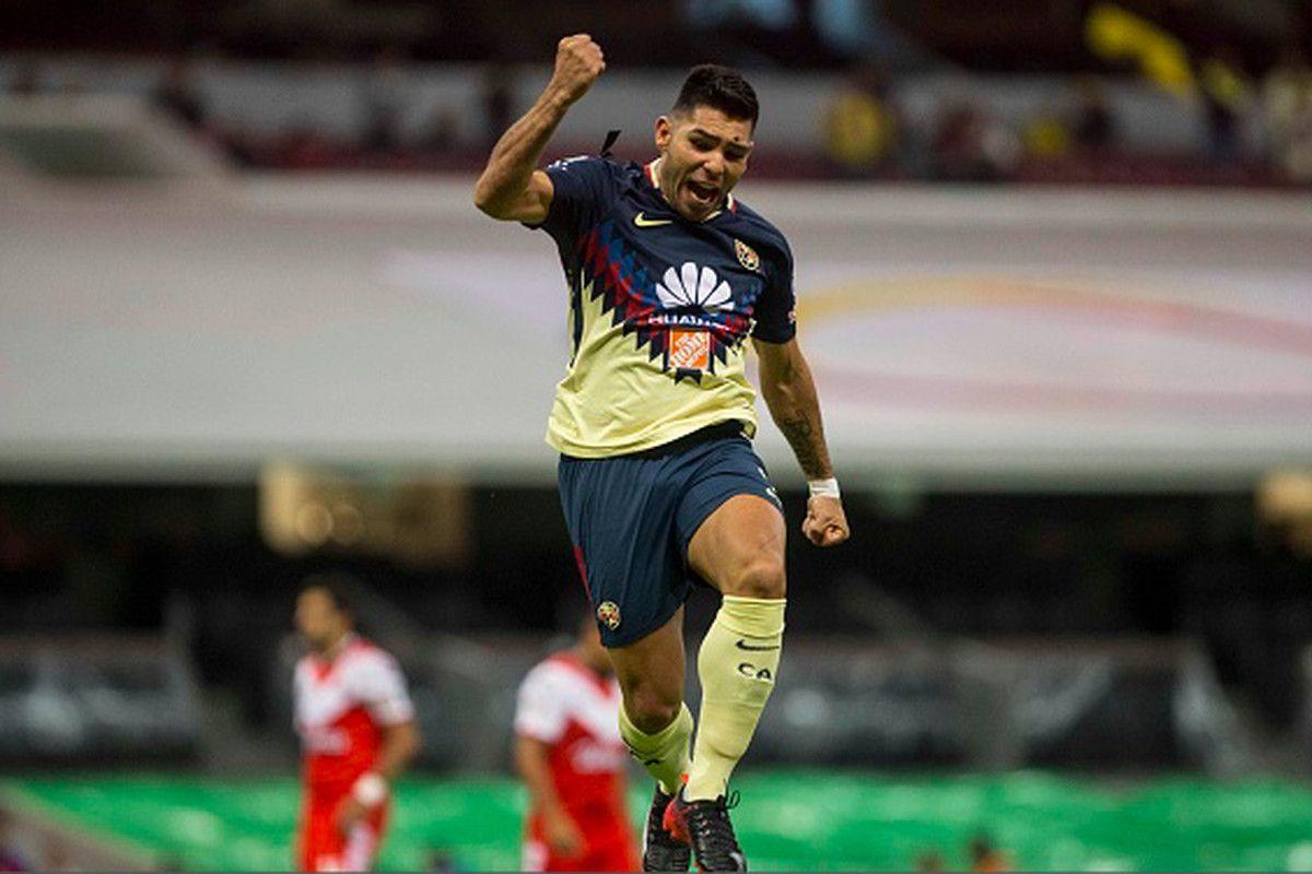 Silvio Romero en el América de México