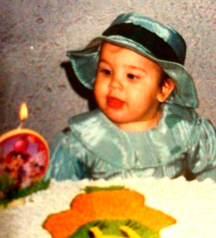 En un festejo de cumpleaños