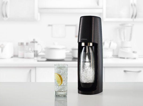 SodaStream, la soda en casa