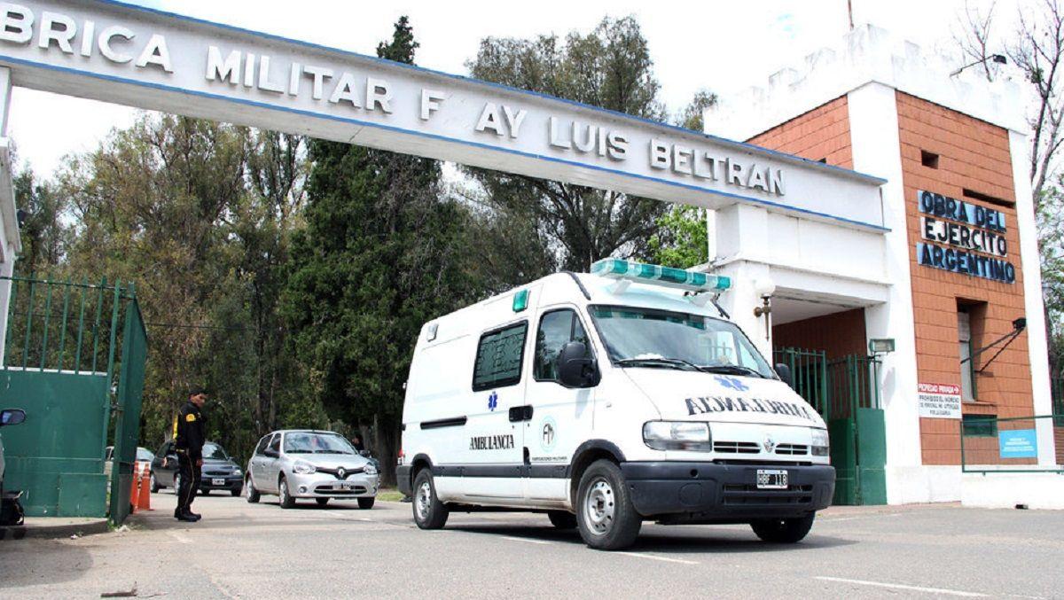 Fábrica Militar Luis Beltrán.